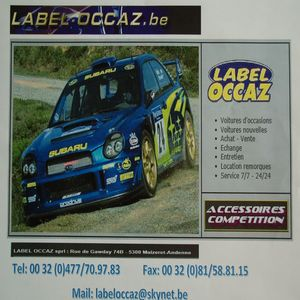 Label Occaz