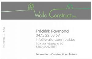 Wallo - Construct